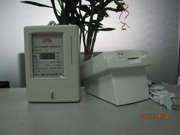 磁卡电表,长春智能电表